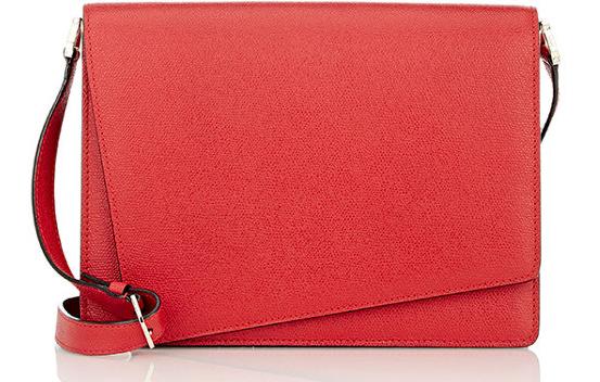 Valextra-Twist-Shoulder-Bag