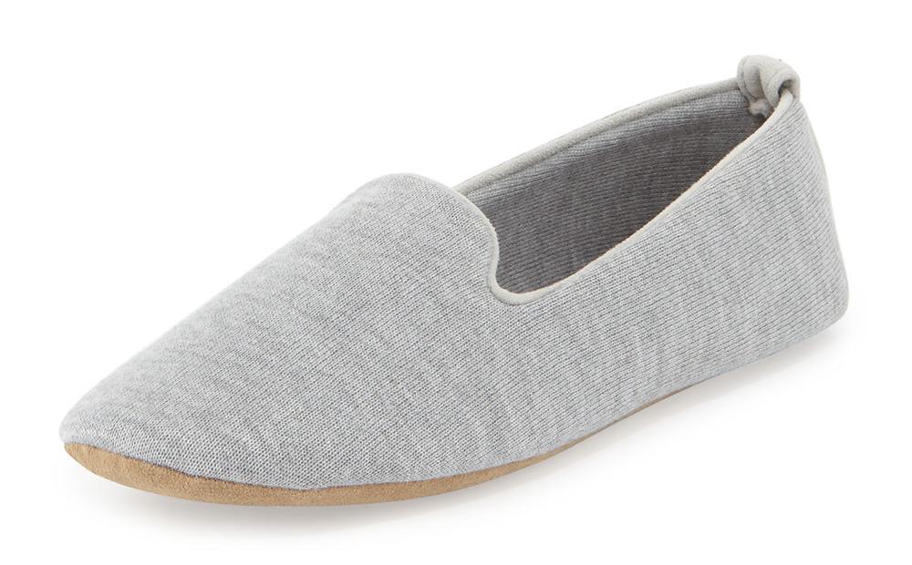 Acorn-Cashmere-Blend-Smoking-Slippers