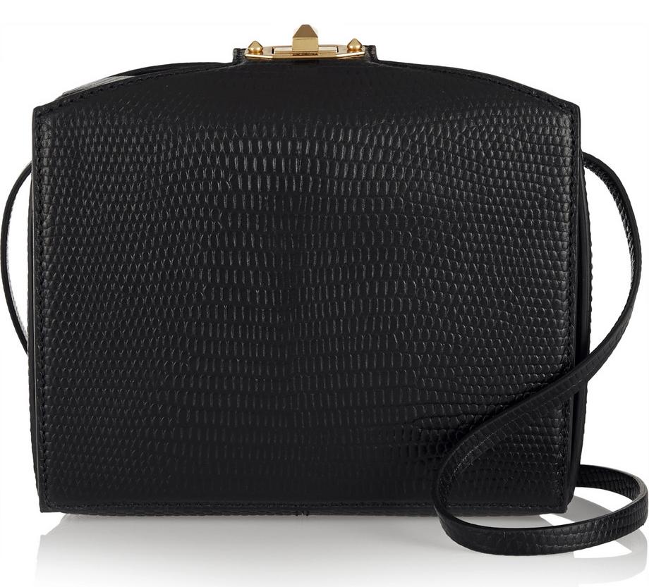 Alexander-McQueen-Box-Lizard-Embossed-Bag