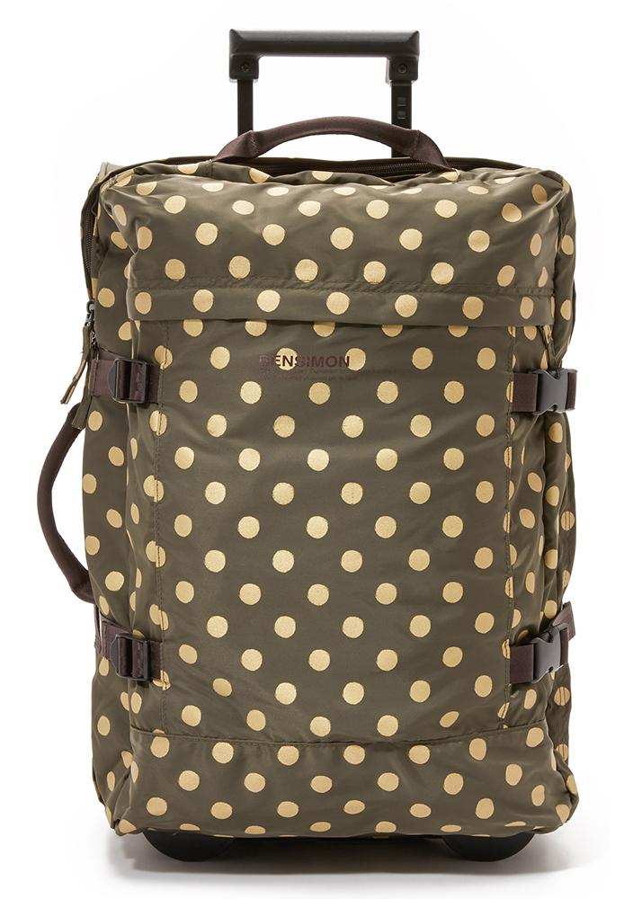 Bensimon-Printed-Rolling-Suitcase