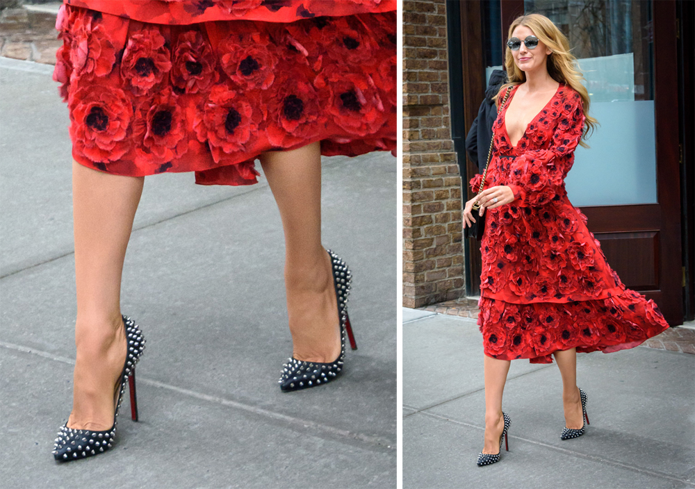 No One is as Dedicated to Christian Louboutin Pumps as ...