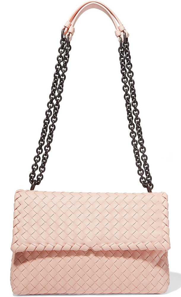 Spring 2016 s Biggest Bag Trend is Chain-Strap Flap Bags  Here are ... 4c85f8eee312d
