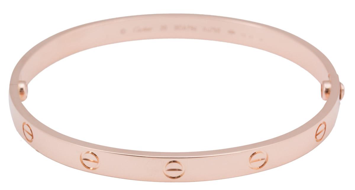 Cartier Love Bracelet Portero