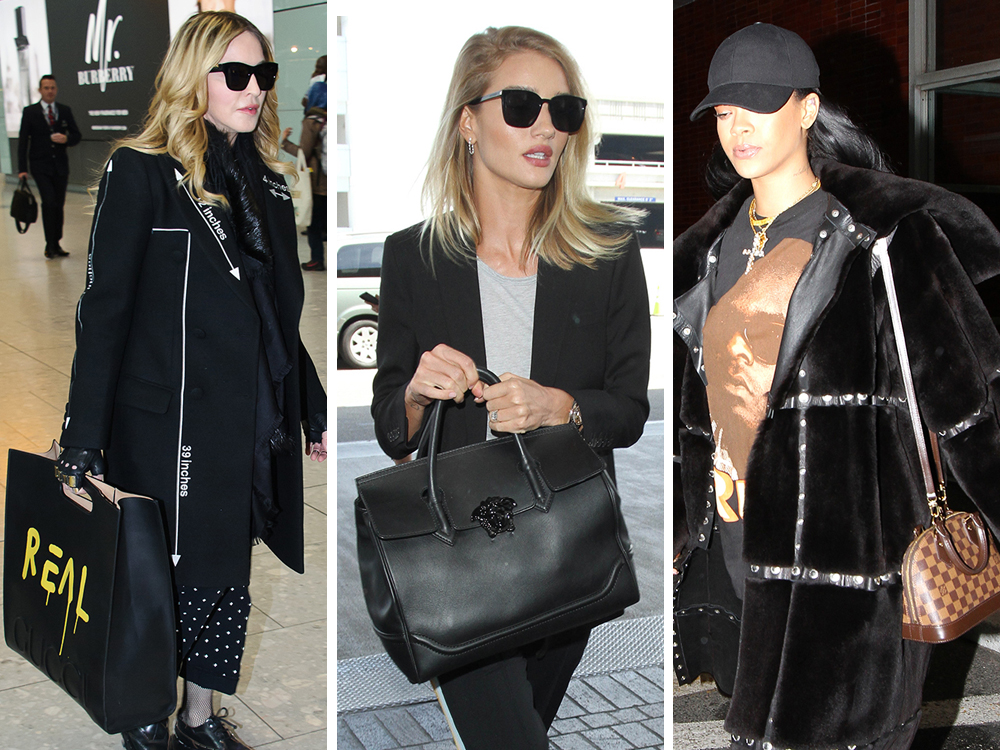 Last Week Gucci Bags Old Amp New Dominated Celebrity Tastes