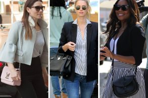 This Week, Celebs Like the Pricey Birkins, Pale Pink and Louis Vuitton