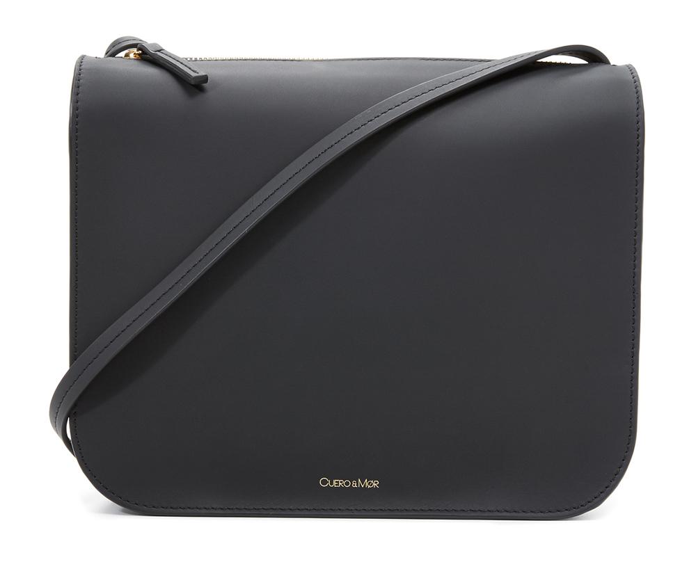Cuero-and-Mor-Cross-Body-Bag-Black