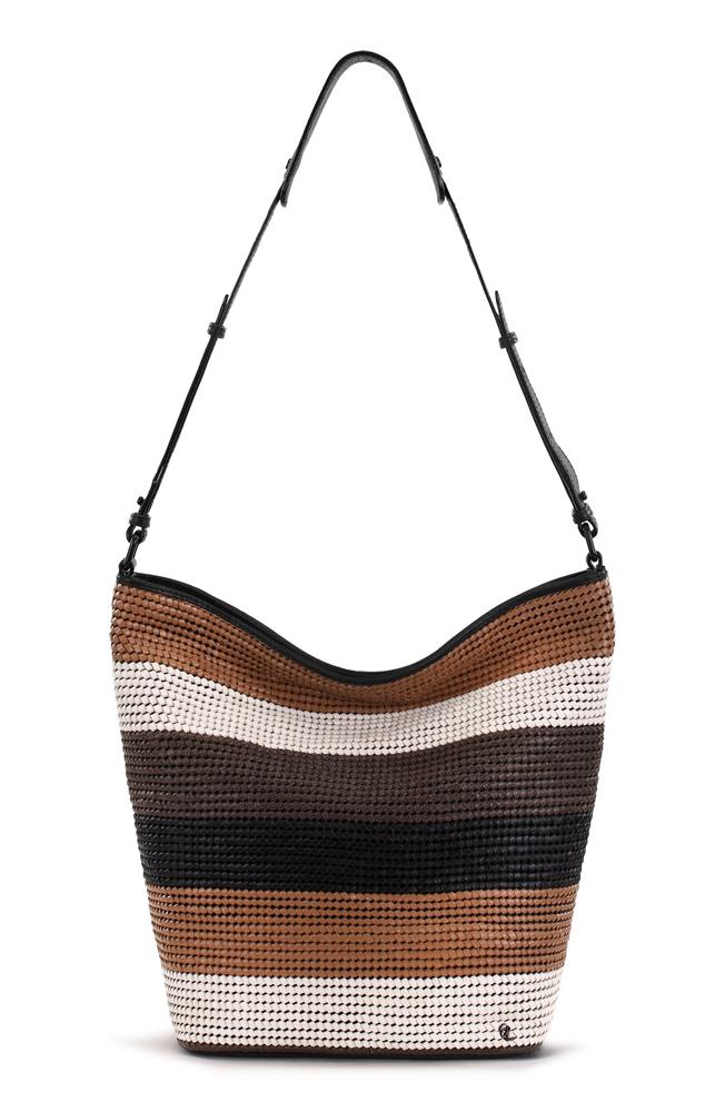 Elliott-Lucca-Marin-Woven-Leather-Bag
