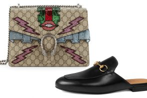 Perfect Pairs: Gucci Dionysus and Gucci Mule Slippers