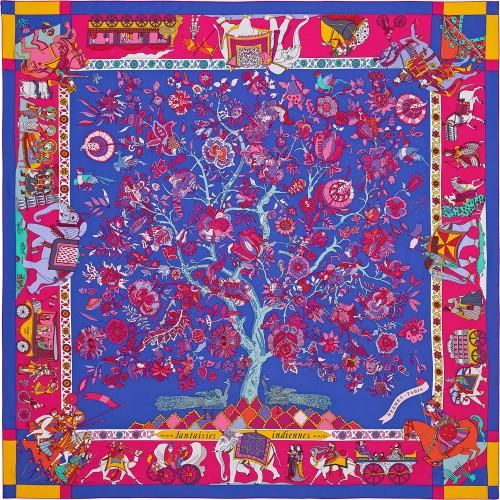f33d22c7560 Hermes-Fantaisies-Indiennes-Silk-Twill-Giant-Scarf - PurseBlog