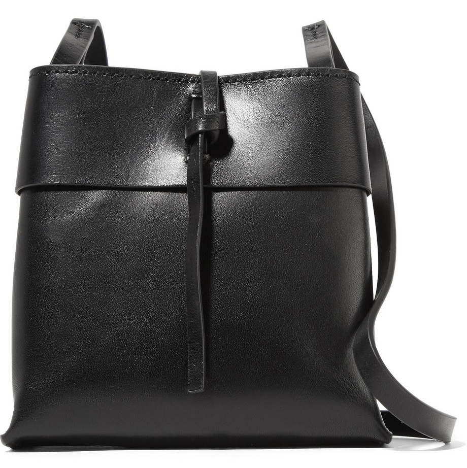 5 Under $500: Simple Black Shoulder Bags - PurseBlog
