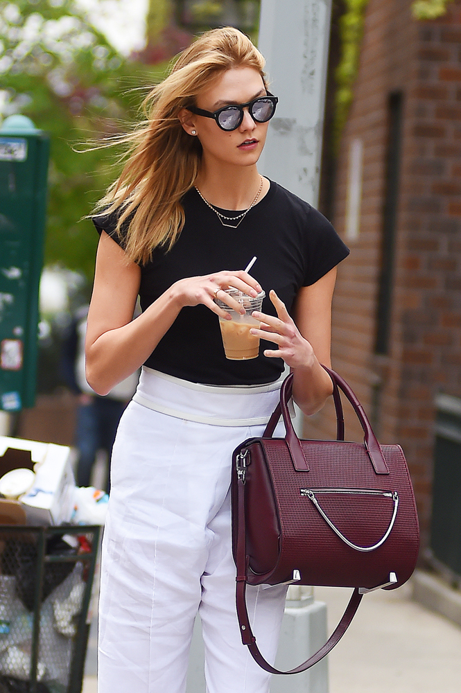 Karlie-Kloss-Alexander-Wang-Chastity-Bag