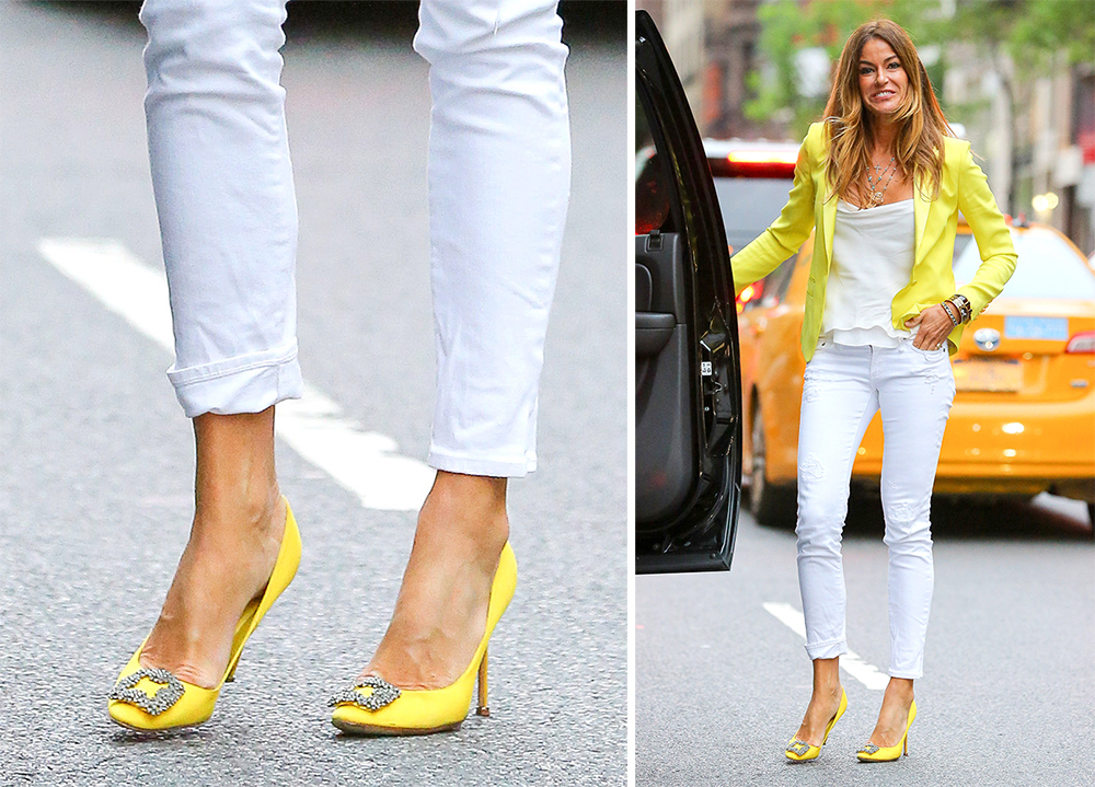 Kelly-Bensimon-Manolo-Blahnik-Hangisi-Pumps