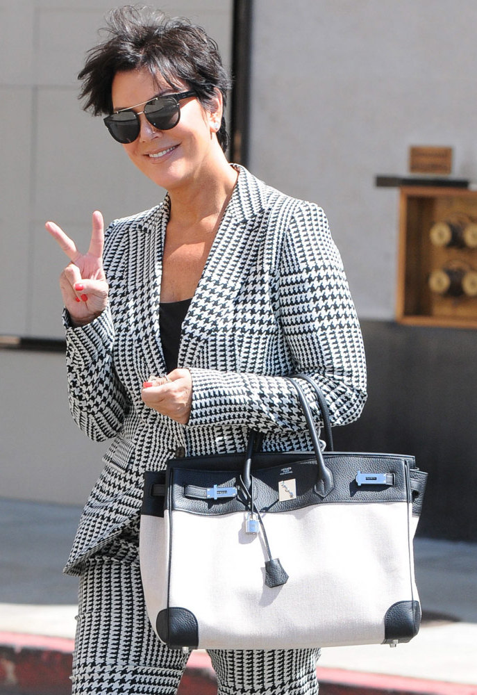 3560d4f828a We Did the Math  Here s What Kris Jenner s Hermès Collection is ...
