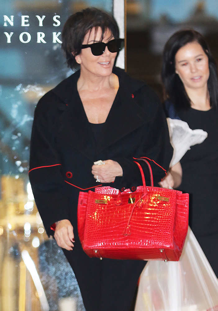 We Did the Math  Here s What Kris Jenner s Hermès Collection is ... efc27909b7fcc