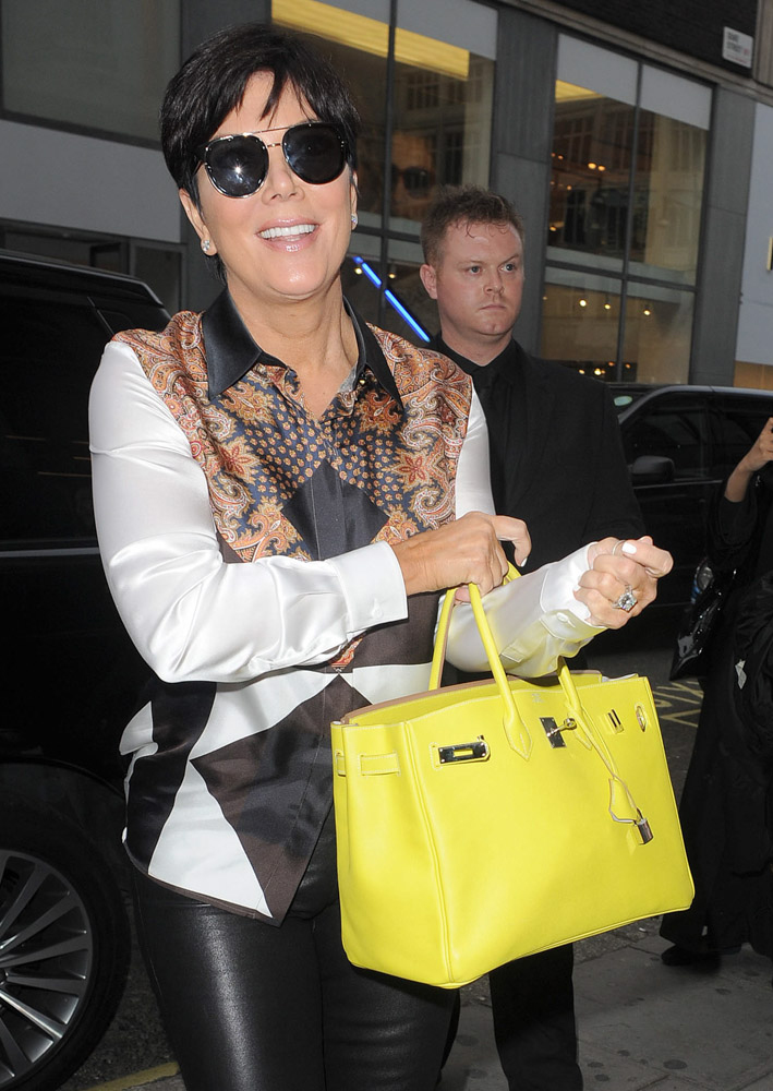 39404dca664 We Did the Math  Here s What Kris Jenner s Hermès Collection is ...