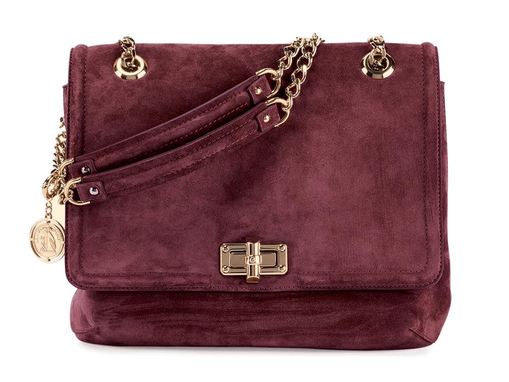 Lanvin-Happy-Suede-Shoulder-Bag