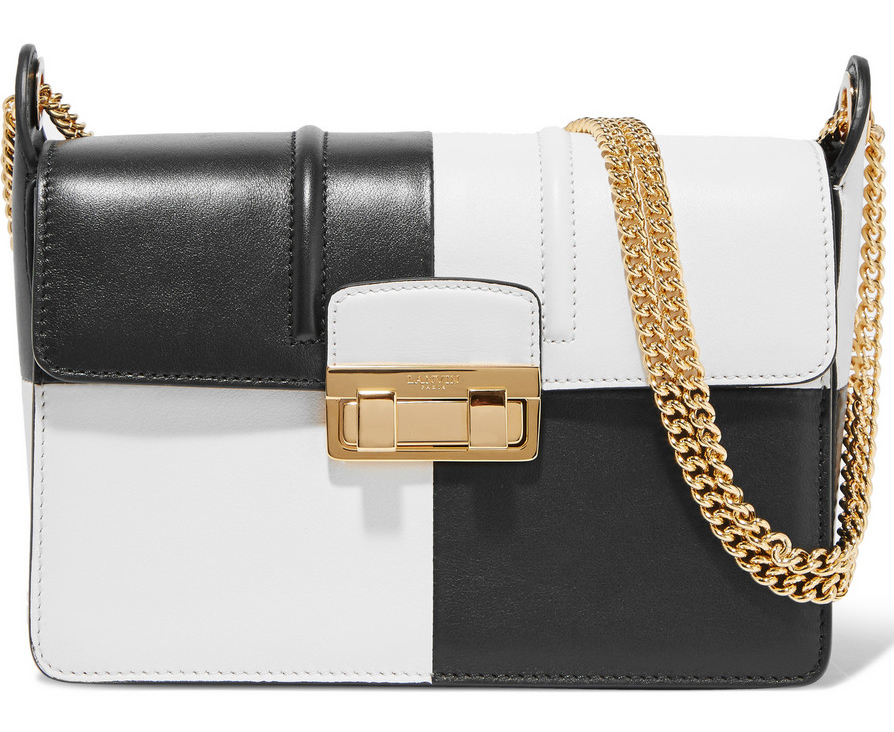 cba6044d3 Spring 2016's Biggest Bag Trend is Chain-Strap Flap Bags; Here are ...