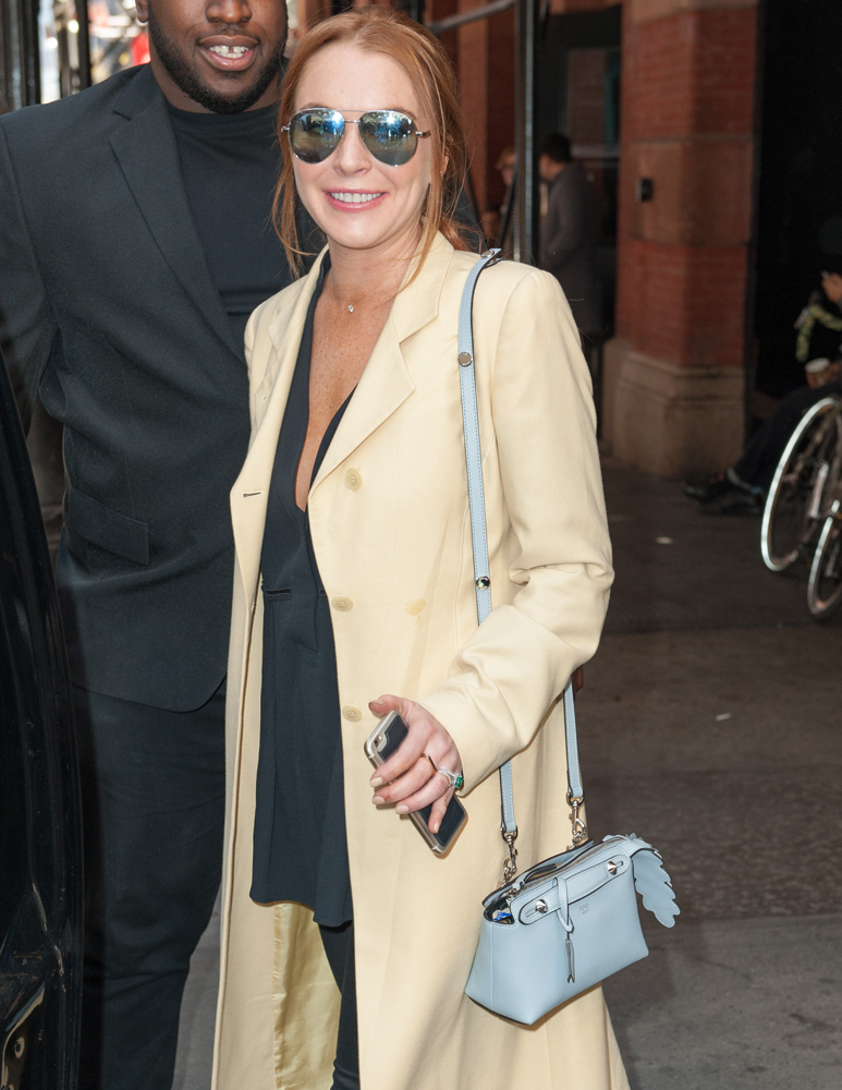 Lindsay-Lohan-Fendi-Mini-By-The-Way-Bag