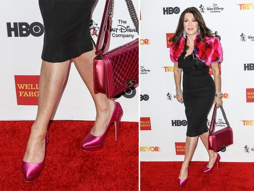 The Real Housewives Love Sky-High Heels Nearly as Much as They Love Drama and White Wine