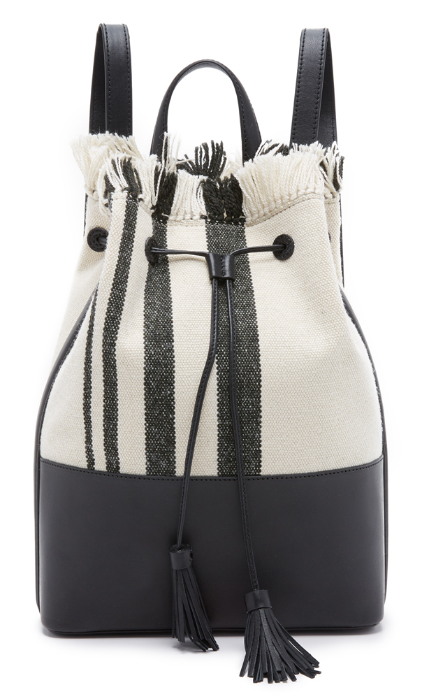 Loeffler-Randall-Tassel-Backpack