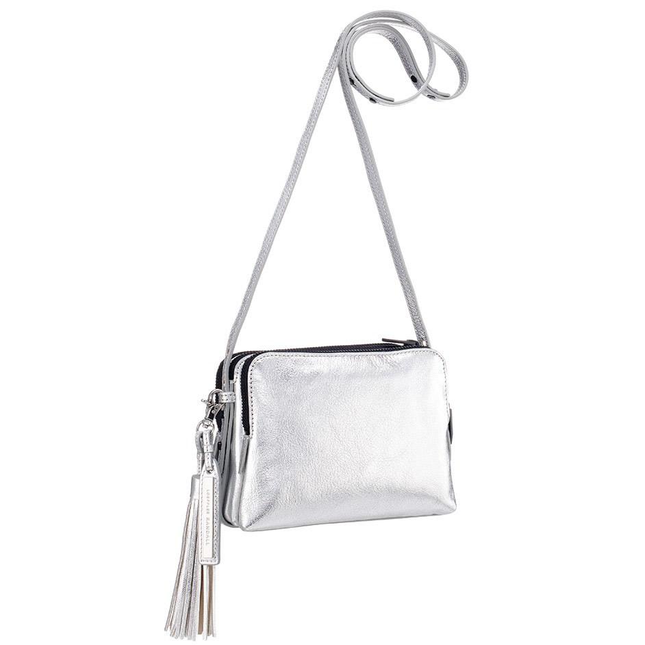 Loeffler Randall Triple Zip Bag