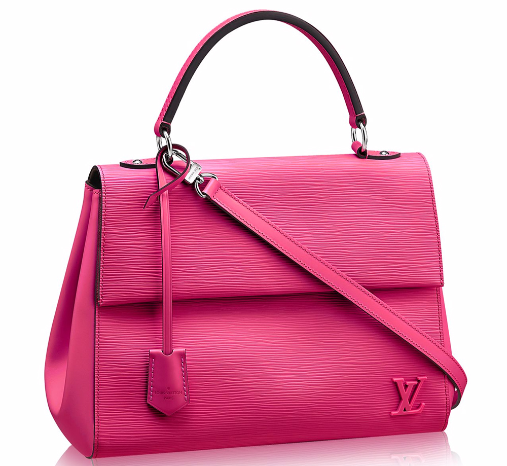 37793ddc4ba0 In Praise of Louis Vuitton s Epi Leather Bags and Accessories ...