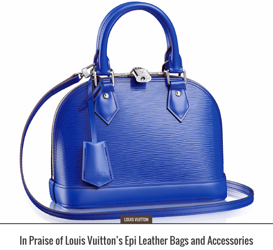 Louis-Vuitton-Epi-Bags