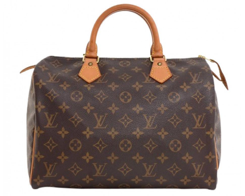 Louis Vuitton Speedy Portero
