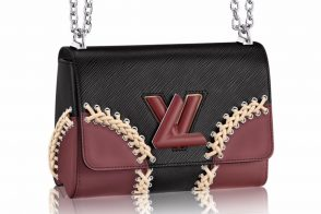 Louis Vuitton Twist MM with Braid Work Detail