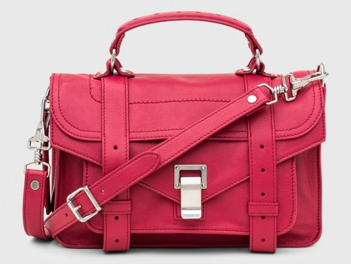 Latest Obsession: The Proenza Schouler Tiny PS1 Bag