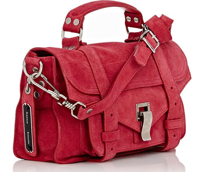 Proenza-Schouler-PS1-Tiny-Suede-Bag