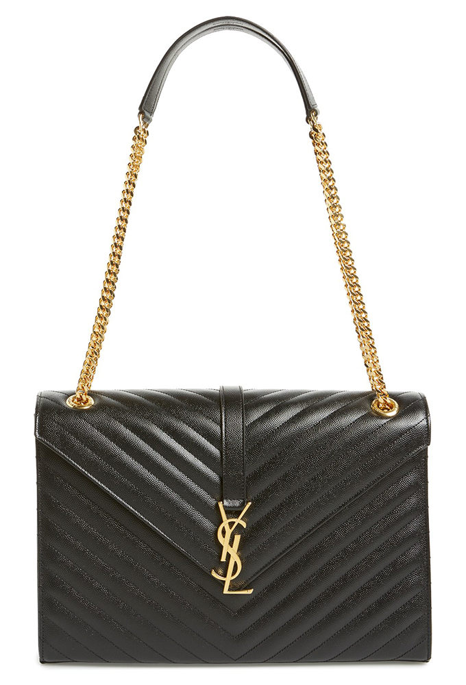 Spring 2016's Biggest Bag Trend is Chain-Strap Flap Bags; Here are ...