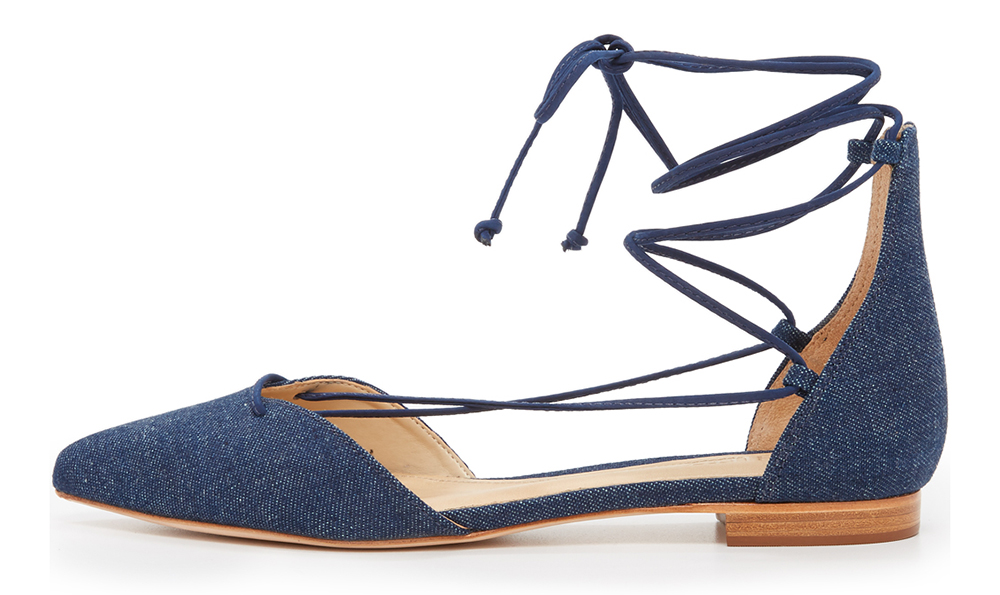 The 20 Pairs Of Casual Flats Perfect For Summer Fun