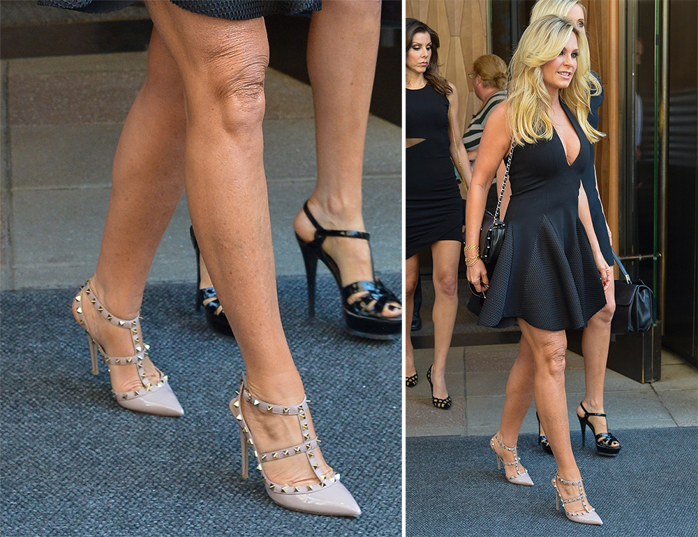 Tamra-Judge-Valentino-Rockstud-Pumps
