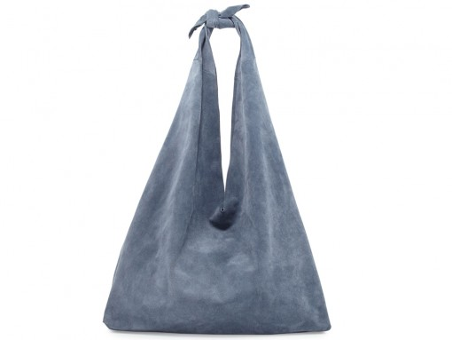 The-Row-Bindle-Knot-Suede-Hobo