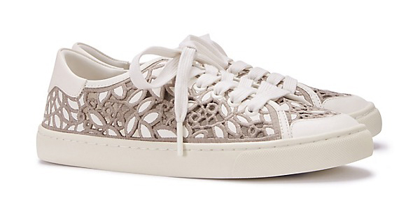 Tory Burch Rhea Lace-Up Sneaker