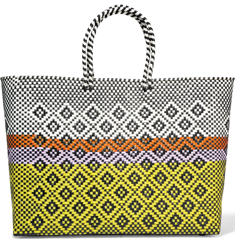 Truss-Sunset-Woven-Tote