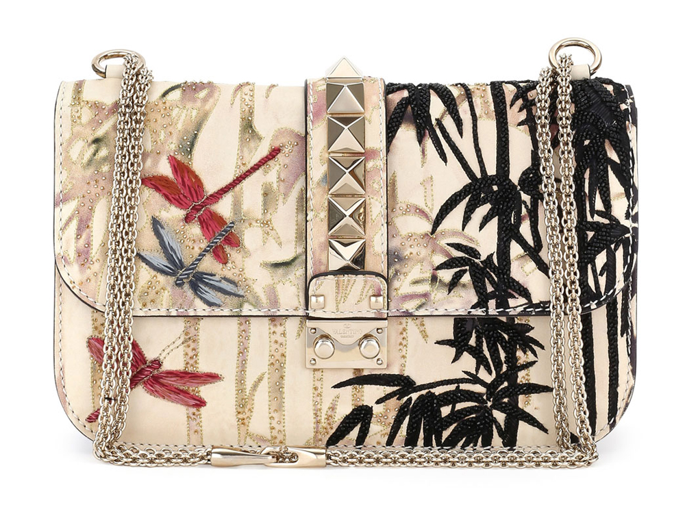 Valentino-Dragonfly-Lock-Bag