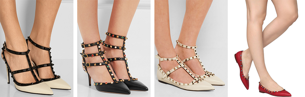 Valentino Heel Heights