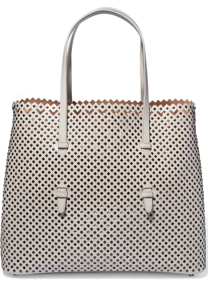 Alaia-Laser-Cut-Studded-Tote