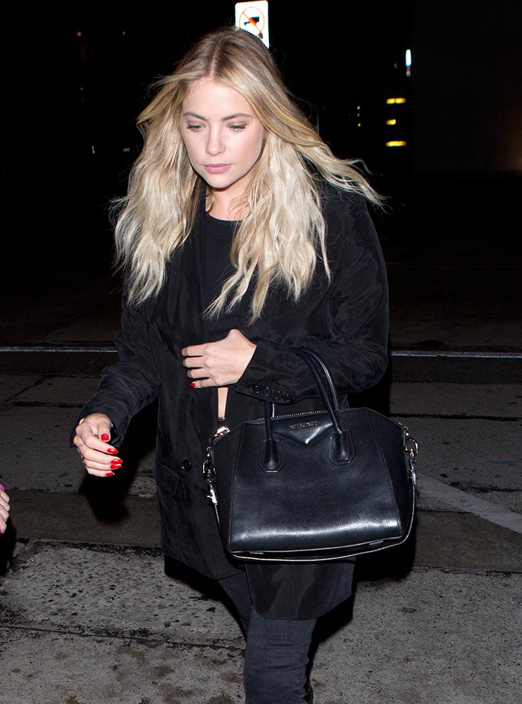 Ashley-Benson-Givenchy-Antigona-Bag
