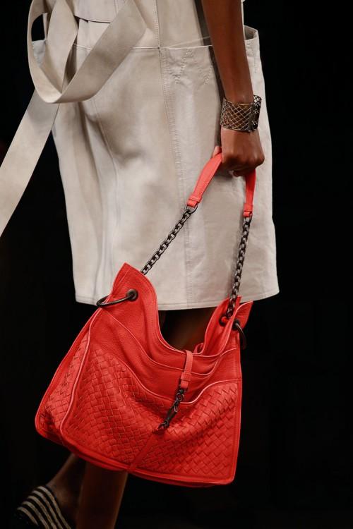 Bottega Veneta Vesuvio Cervo Matte Beverly Handbag 1