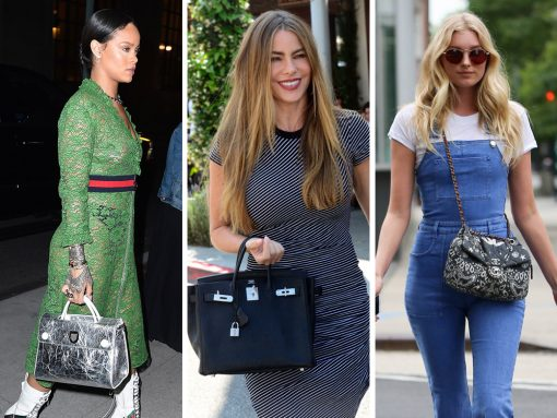 Last Week, Reality TV Stars, Supermodels and Rihanna Carried Bags from Chanel, Dior and Hermès