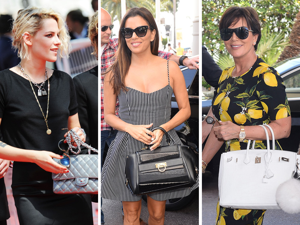 45+ Bags on the Arms of the 2016 Cannes Film Festivals Super Glam Celebrity  Attendees cdd82dc4a3408