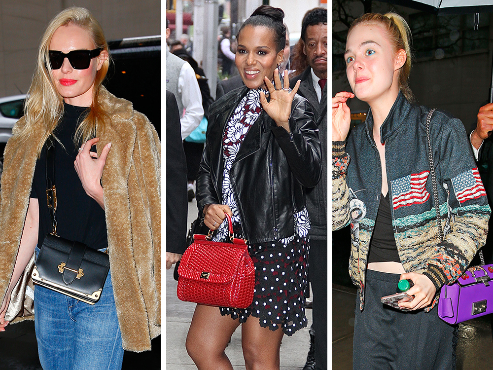 ceff1d86c253 Celebs Prepped for the Met Gala with Great Bags from Gucci