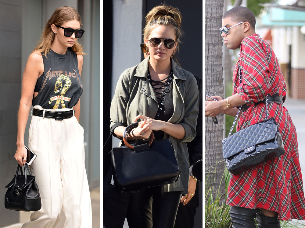 Celebs Continue to Cling to Their Favorite Styles from The Row ... 77e986b866c46