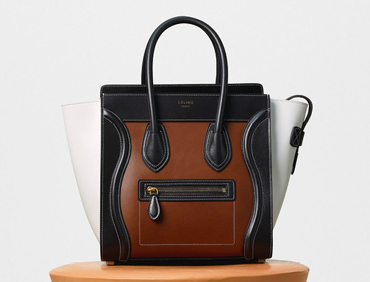 Celine-Micro-Luggage-Tote-Tan-3350