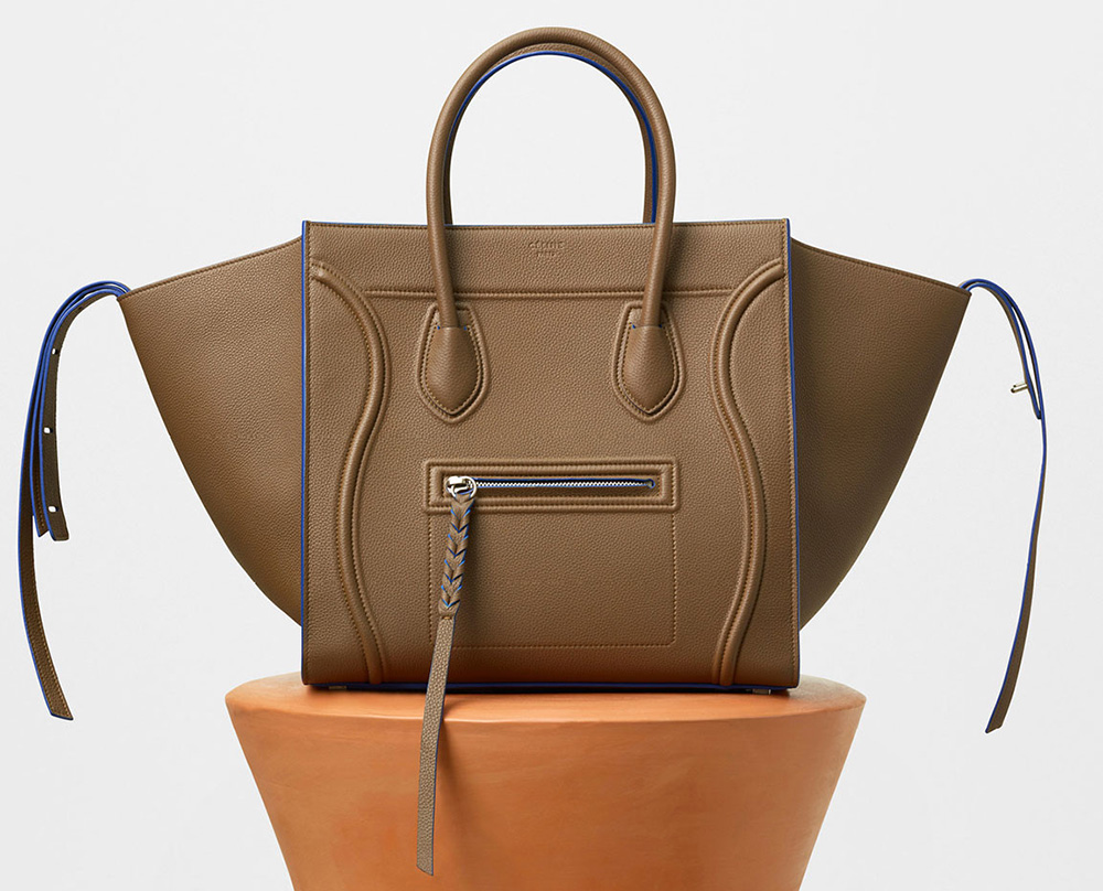 d85e79d96ee8 Céline Releases First-Ever Look at Its Fall 2016 Bags  We Have All ...