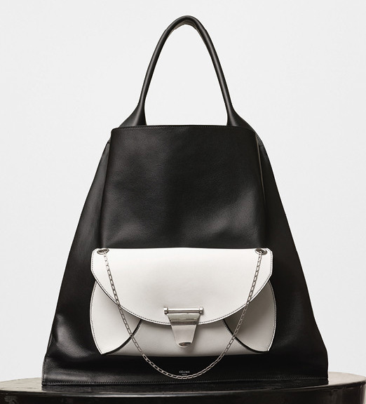 Celine-Shopper-Shoulder-Bag-with-Pocket-3750