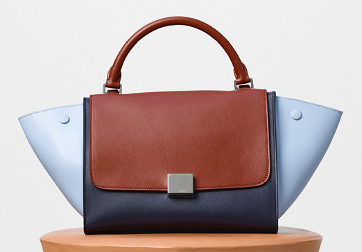 Celine-Small-Trapeze-Shoulder-Bag-Blue-2700
